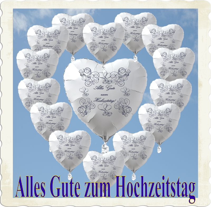 luftballons hochzeit ballongas helium luftballons. Black Bedroom Furniture Sets. Home Design Ideas